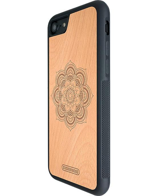 7mandalaobal-kryt-iPhone-mobil-dreveny-sklo-telefon-prislusenstvo