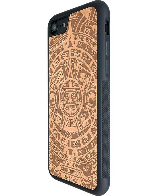 aztec7obal-kryt-iPhone-mobil-dreveny-sklo-telefon-prislusenstvo