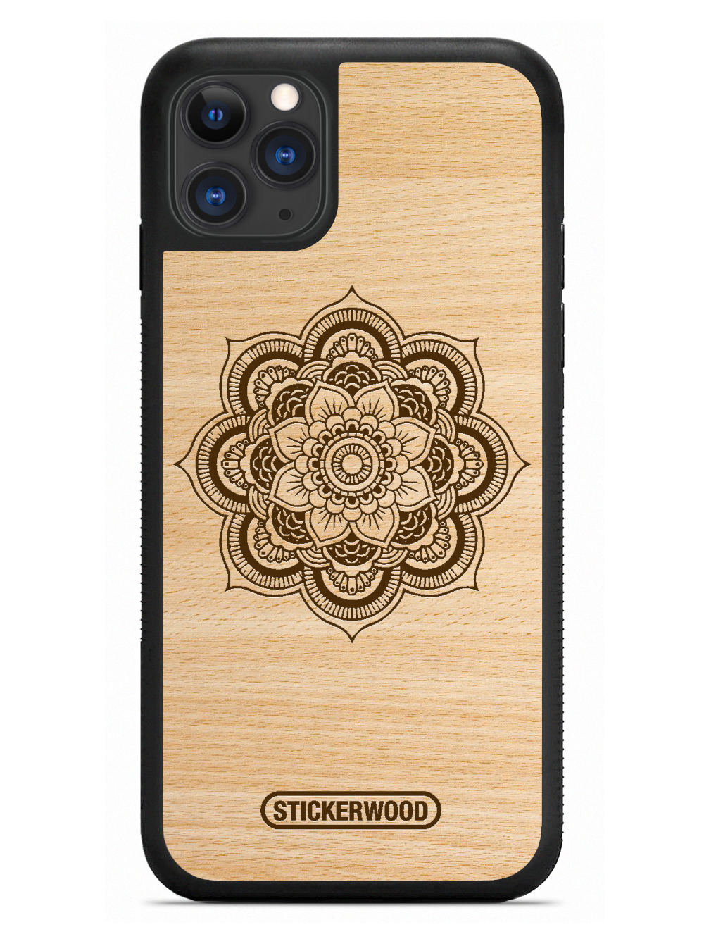 Stickerwood Mandala