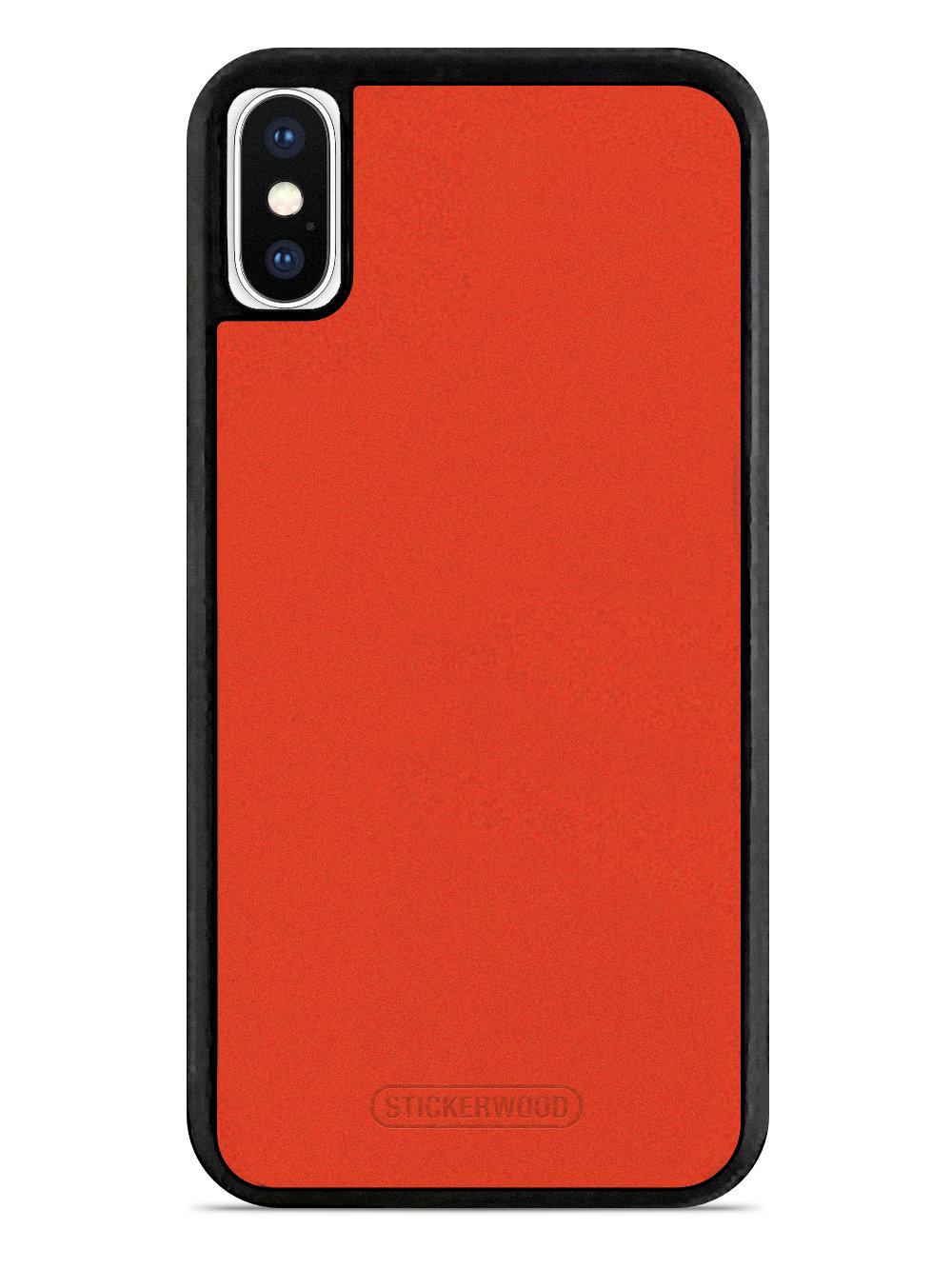 Stickerwood Signal Red
